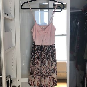 Silence and noice dress